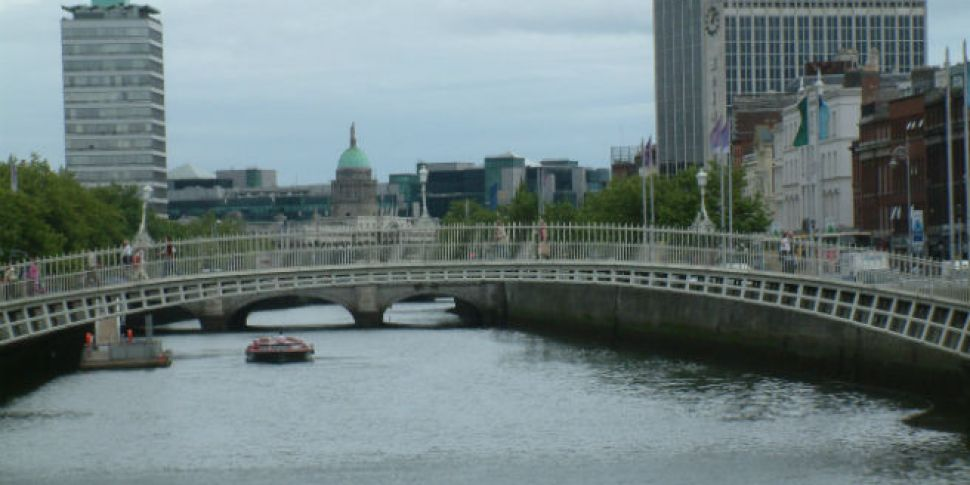 Person Pulled Out Of The River Liffey