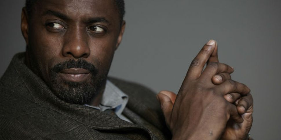 Idris Elba Pops The Question