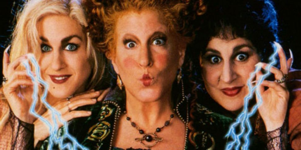 Hocus Pocus 2 Is Reportedly In The Works