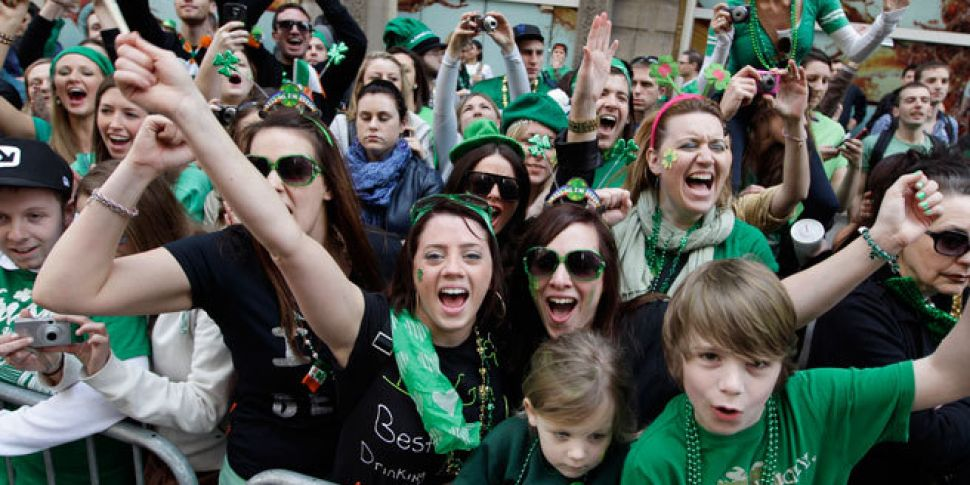Gardaí Provide Info For Paddy's Day Parade