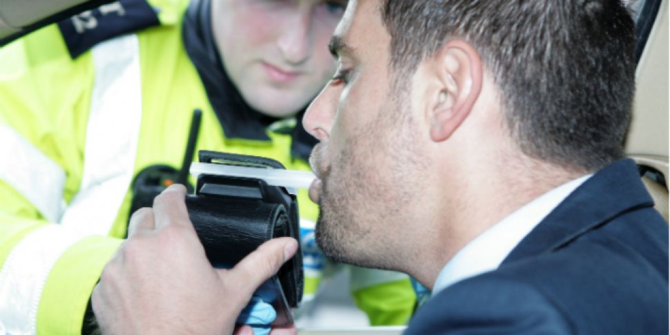 The Dàil Votes To See Drink Drivers Lose Their Licence