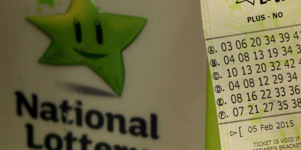 Lotto Player Wins €5.6m Jackpot