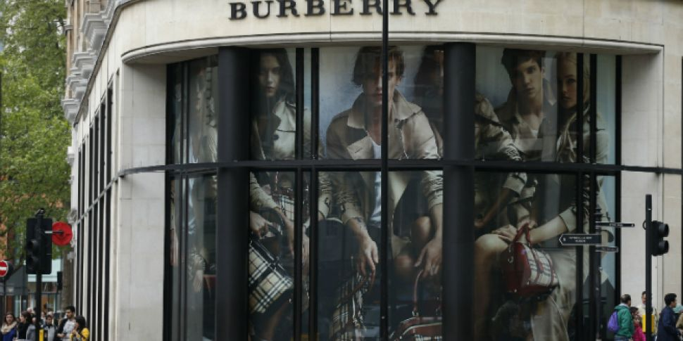 Burburry Burns €30 Million Wor...
