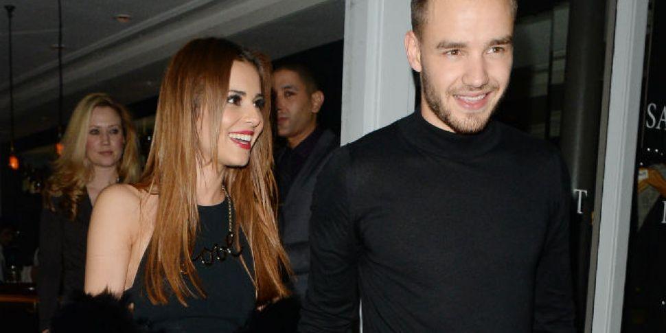 Liam Payne & Cheryl Spark Enga...