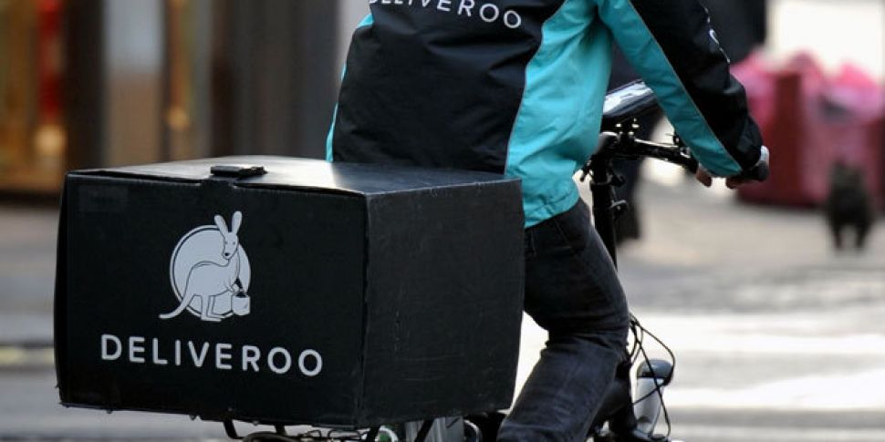 Deliveroo Riders Will All Be Trained In First Aid