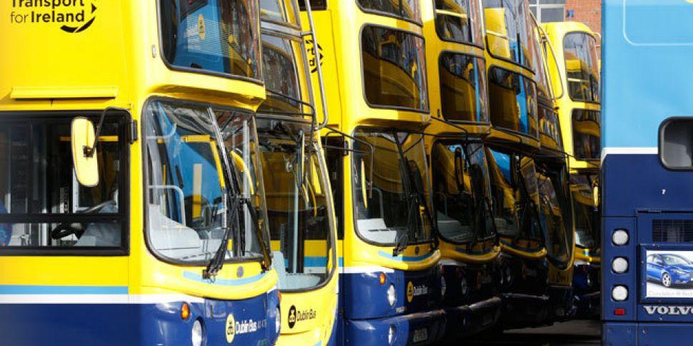 No Dublin Bus Services Running Thursday 1st March