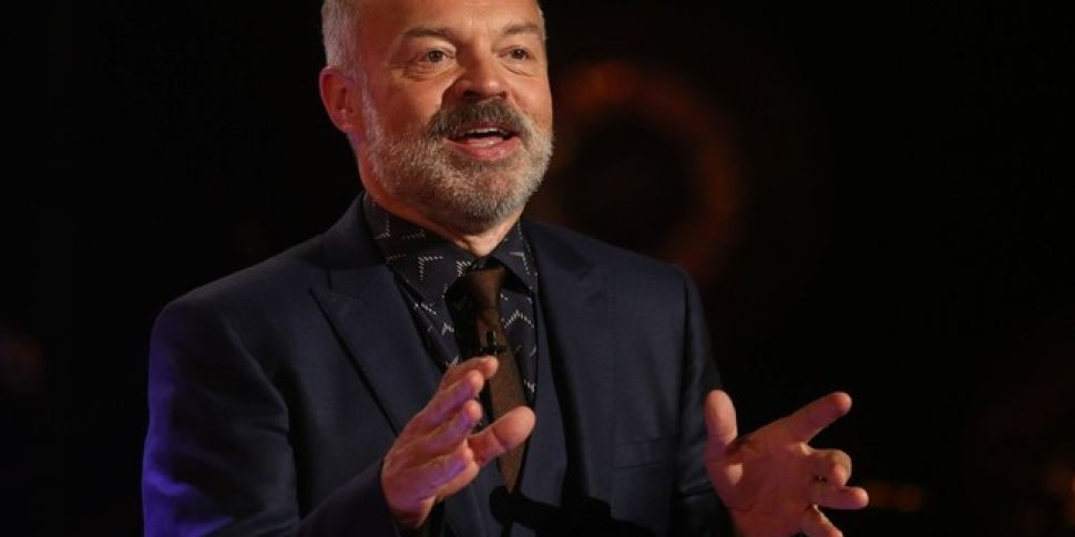 Graham Norton Ready For His Fi...