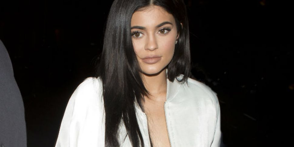 There's A Wild Theory That Kylie Is Kim's Surrogate