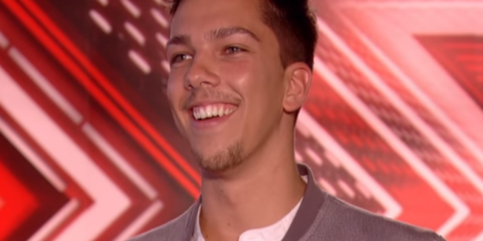WATCH: This Guy Steals The Show On Last Nights The X Factor