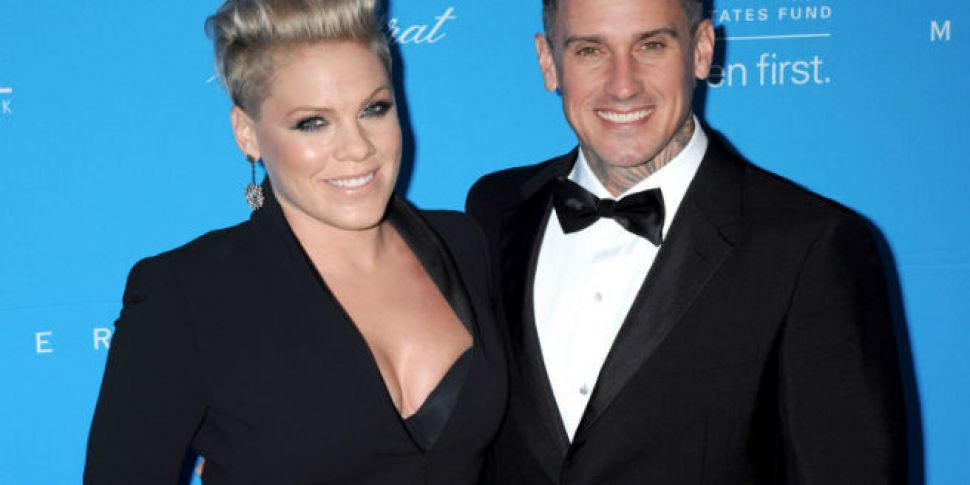 P!nk Is Expecting Another Baby