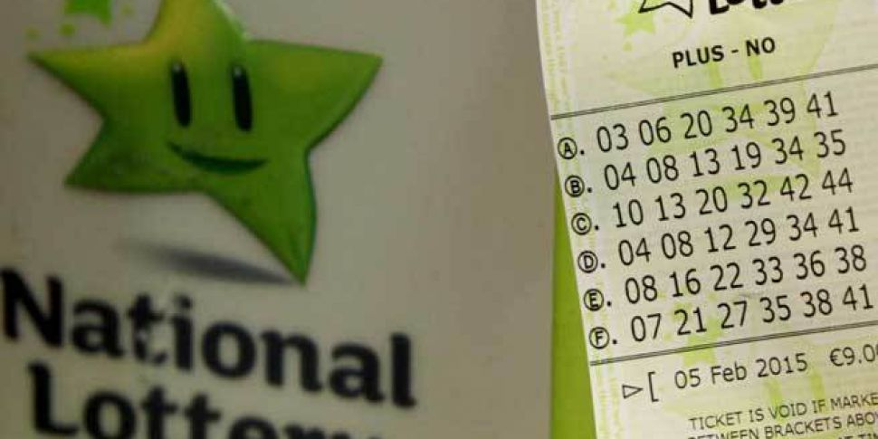 €250,000 Lotto Winner In Dublin
