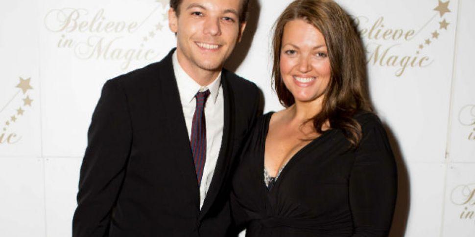 Louis Tomlinson's Mum Has...