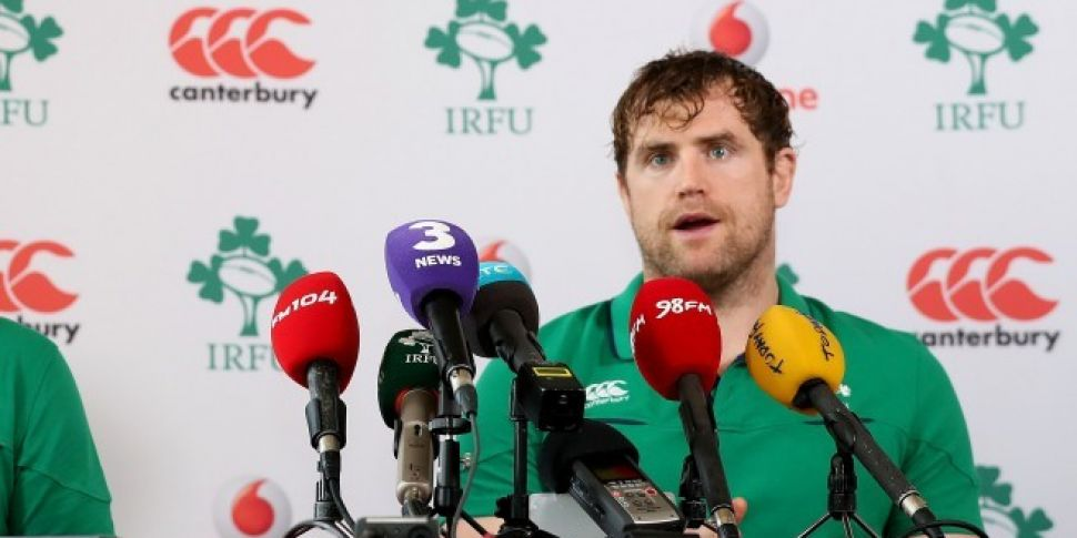 Jamie Heaslip Has Announced His Retirement From Rugby
