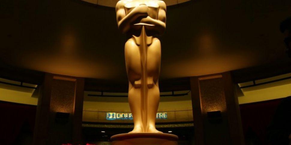 Irish Stars In Hollywood For Tonight's Oscars