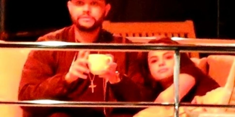 The Weeknd & Selena Gomez Have A Yacht Date
