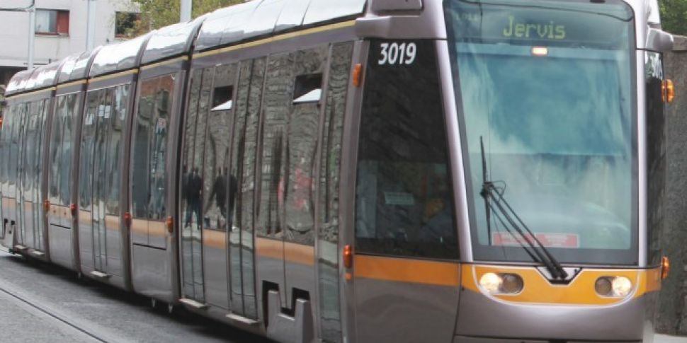 Luas Cross City Line To Open On December 9th