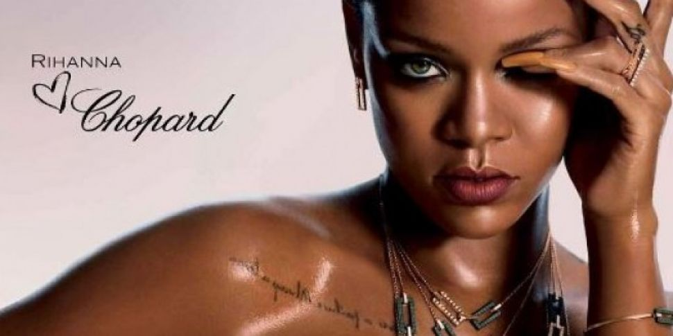 Rihanna Launches Jewellery Collection