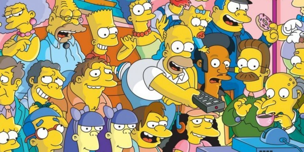 The Simpsons Make Television H...