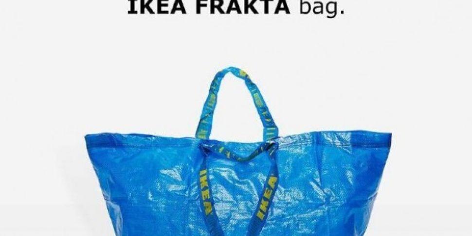 IKEA Trolling Designer Balenci...