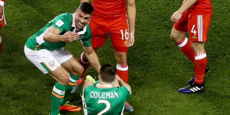 Ryan Tubridy Criticised For Comments On Seamus Coleman