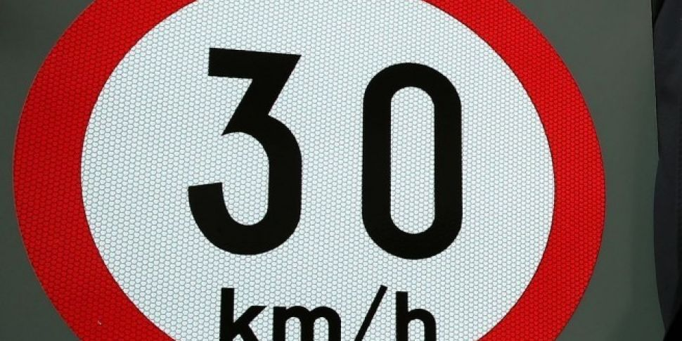 30Km Speed Limit To Be Expanded