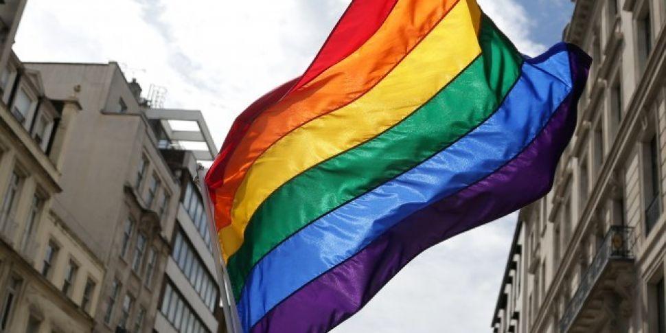 2018 Dublin Pride Parade Route...