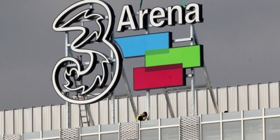 Three To Sponsor 3Arena For An...