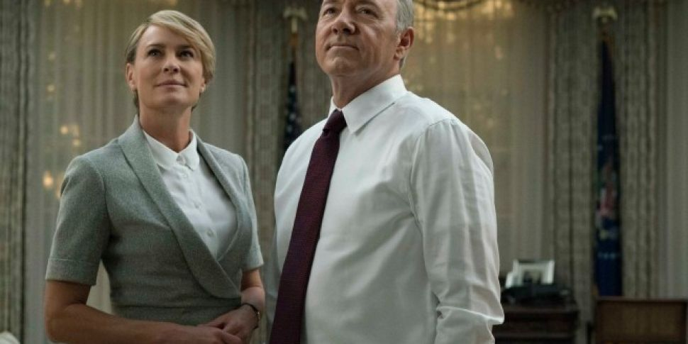Netflix Suspends House Of Cards Production After Kevin Spacey Allegations