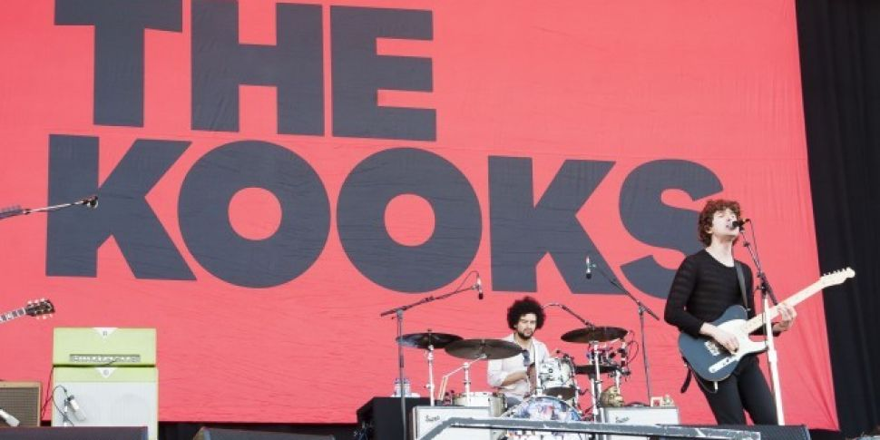 The Kooks Announce Third And Final Olympia Show