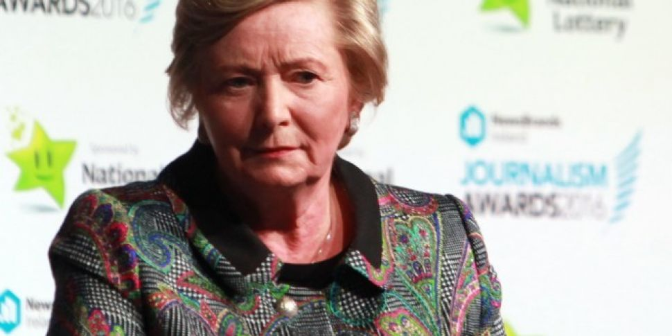 Tànaiste Frances Fitzgerald Is To Resign