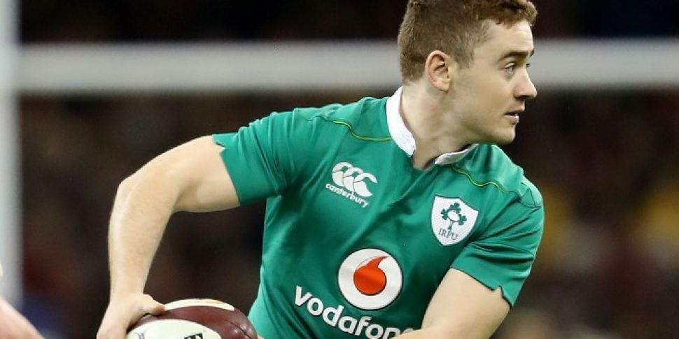 Paddy Jackson Signs Deal With...