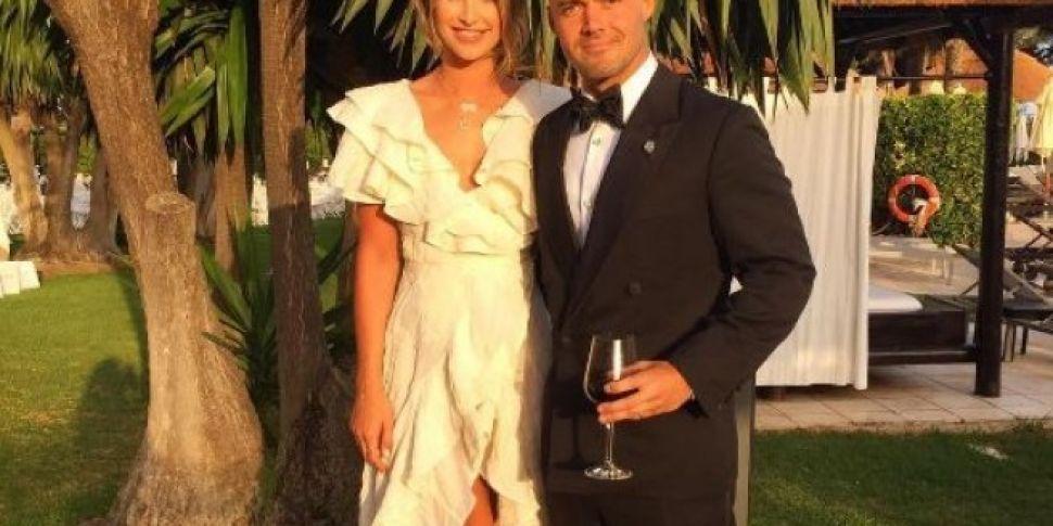 Vogue Williams And Spencer Matthews Get Matching Rings
