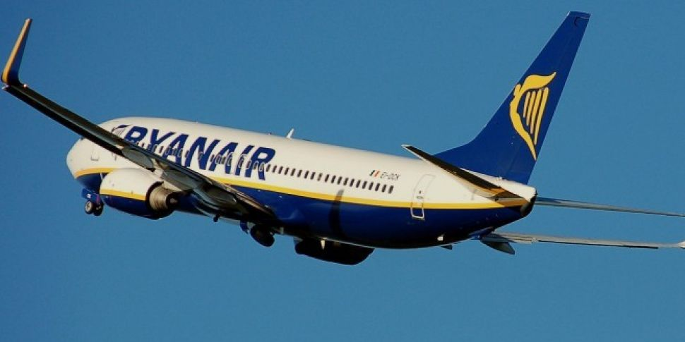 Ryanair Announce Sale On 500,000 Seats For Today Only