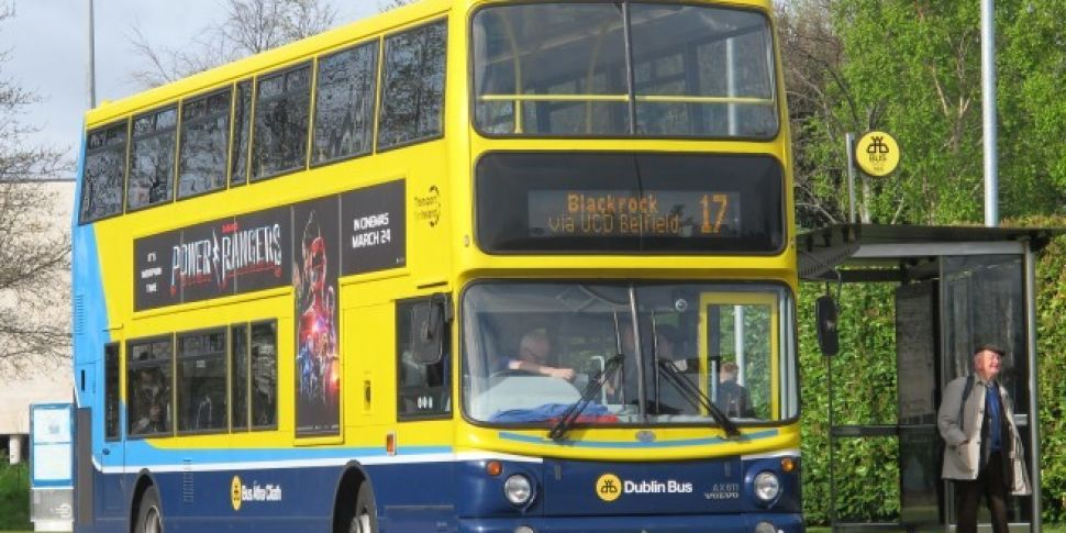 London Company Takes Control Of 23 Dublin Bus Routes