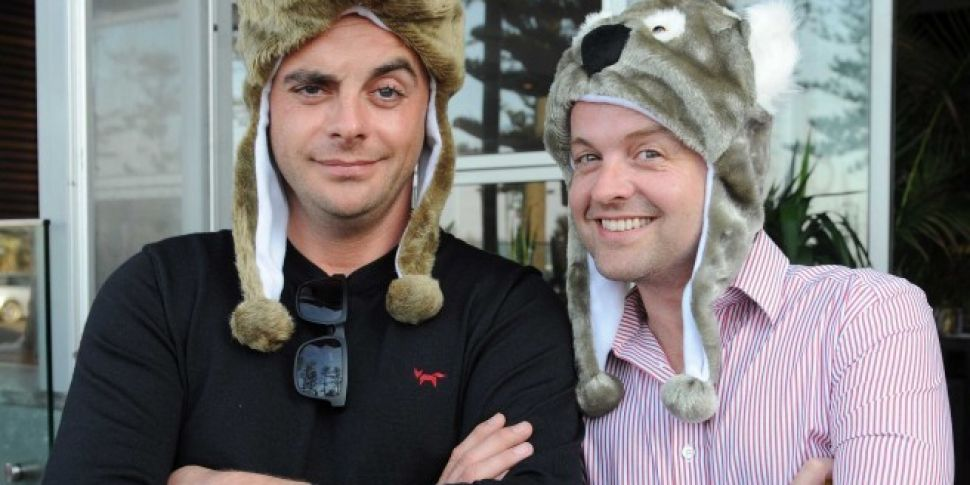 Ant McPartlin Confirmed For I&...