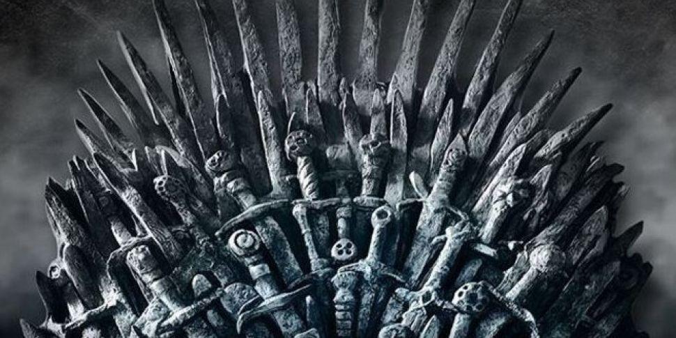 The Game Of Thrones Iron Thron...