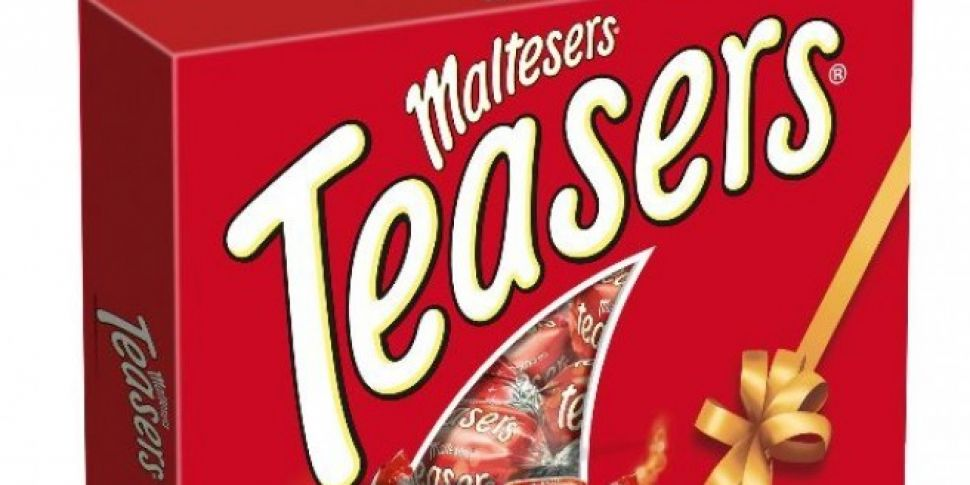 Malteasers Launches New 'Teasers Gift Box' In Ireland