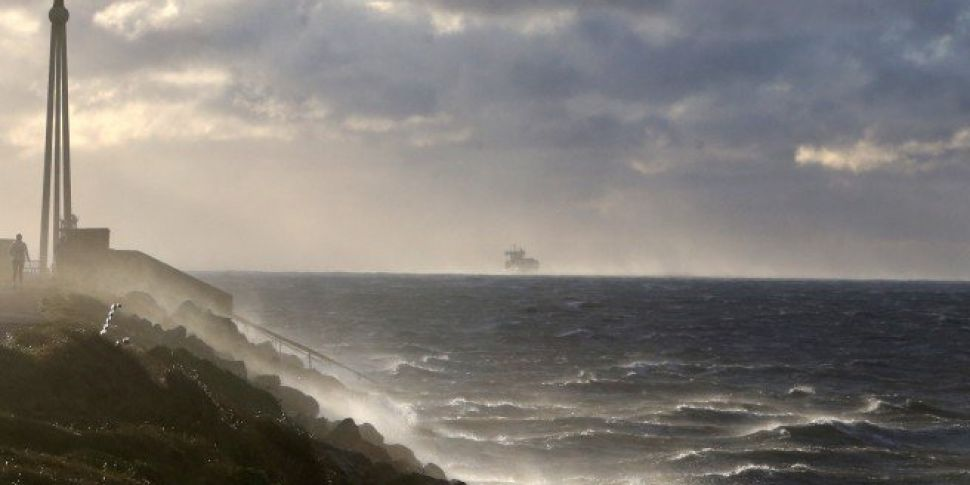 Met Eireann Issues Status Orange Warning As Storm Ali Approaches