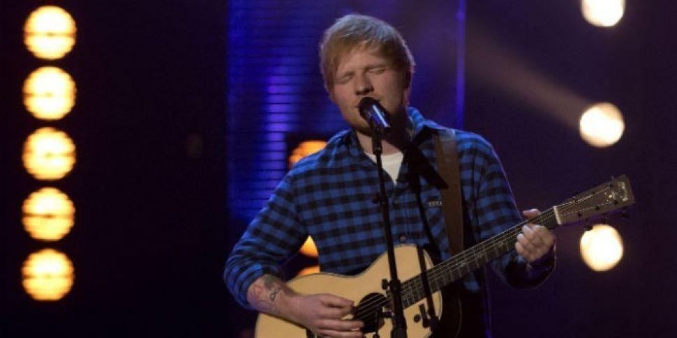 Ed Sheeran Is Back On Twitter... Kind Of