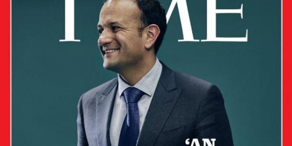 Taoiseach Named On Time Magazi...