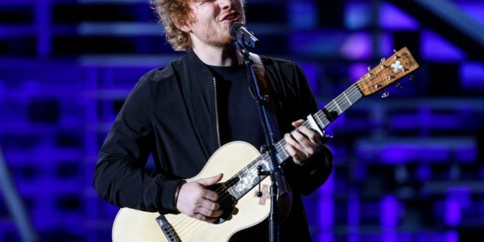 Ed Sheeran Tops Most Streamed Artist On Spotify In The World