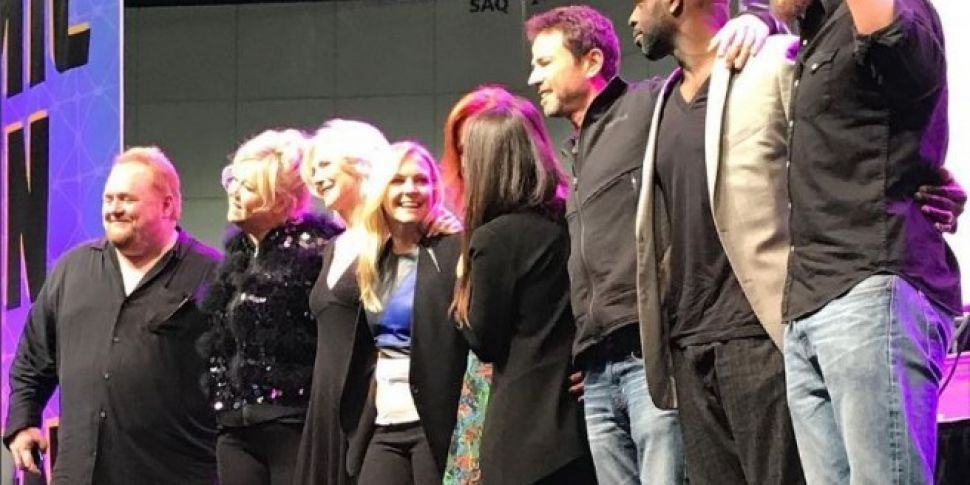 The Cast Of Sabrina The Teenage Witch Reunited In LA