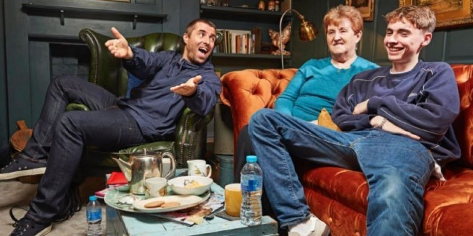 Liam Gallagher Signs Up To Celebrity Gogglebox