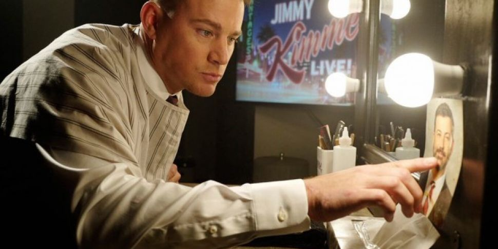 Channing Tatum Guest-Hosted Jimmy Kimmel's Show Last Night