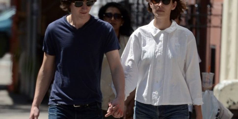 Alex Turner And Alexa Chung Spark Rumours They're Back Together