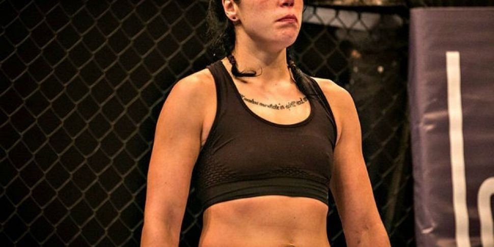 MMA Fighter Sinead Kavanagh Chats Ahead of Bellator 187