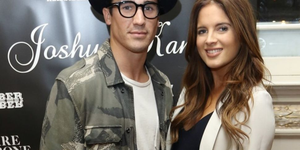Made In Chelsea's Binky And JP Are In Dublin