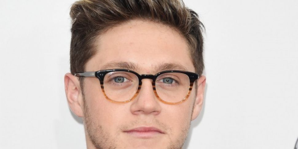 Niall Horan Signs With Modelling Agency