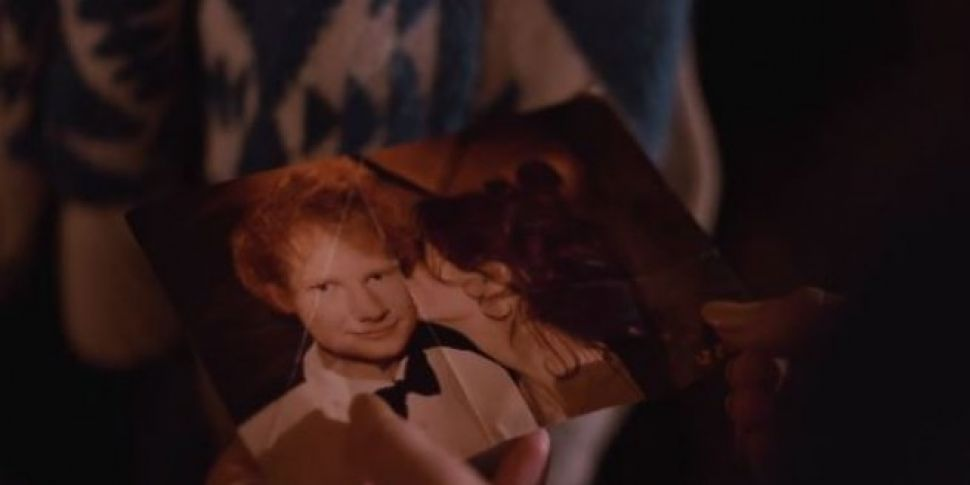 Ed Sheeran Just Dropped The Video For Perfect