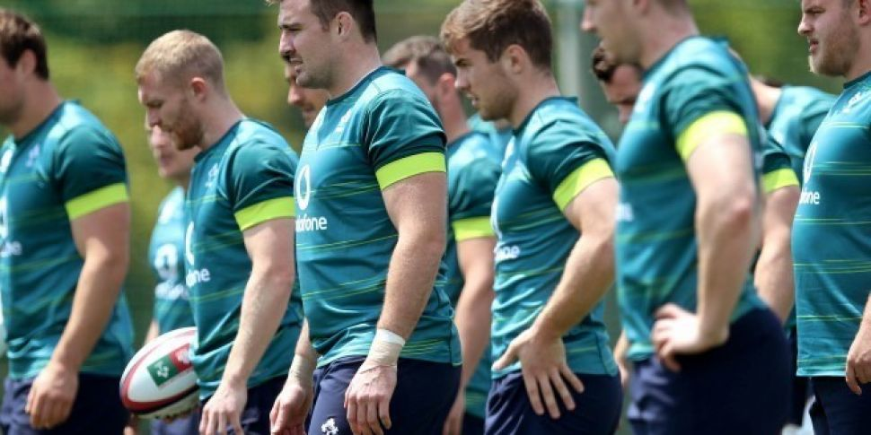 Here's The Ireland Team For Saturday's November International With South Africa